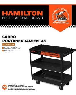 CARRO PORTAHERRAMIENTAS HAMILTON