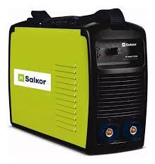 SOLDADORA INVERTER 200 AMP. SALKOR (VERDE)