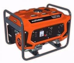 Grupo Electrógeno Generador Monofasico 6,5 Hp 2300w Gladiator