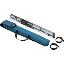 MEDIDOR DE INCLINACION CON LASER GIM 60 L  Profesional – Medidor de ángulos digital 0 – 360°, Clinómetro BOSCH