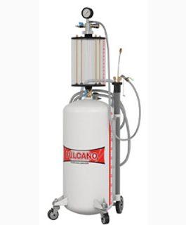 Aspirador Neumático Con Visor 60Lts VULCANO