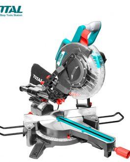 Sierra Ingletadora Telescópica 254mm 1800W TS42182551 TOTAL