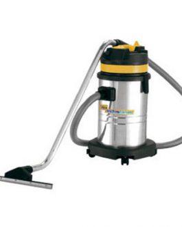 Aspiradora Polvo/Liquido Acero Inoxidable 30 Litros  Industrial BTA