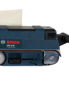 Lijadora De Banda 75mm 750w GBS 75 AE BOSCH