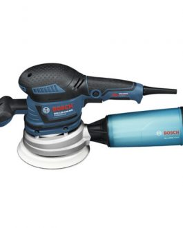 Lijadora Excentrica GEX 125-150 AVE antivibración BOSCH