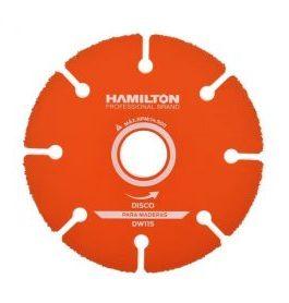 Disco Diamantado Para Madera 115mm HAMILTON
