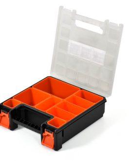 Maletín Plástico 11″ Compartimentos Extraíbles HAMILTON