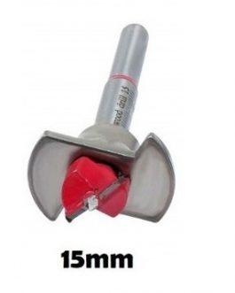 Broca Fresadora 15mm Con Regulación De Profundidad GUILLER