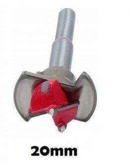 Broca Fresadora 20mm Con Regulación De Profundidad GUILLER