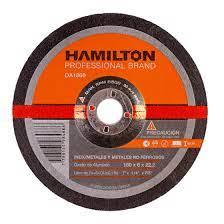 Disco Centro Deprimido 180×2.5 HAMILTON