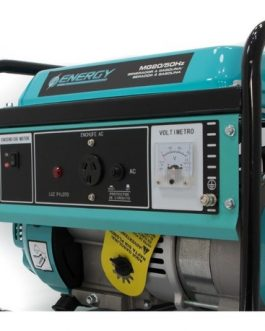 Grupo Electrógeno Generador 1200W 220V 3.5Hp 4 Tiempos ENERGY