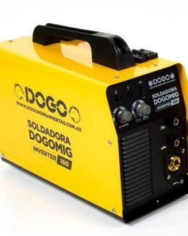 Soldadora Dual Inverter/Mig 160A DOGO