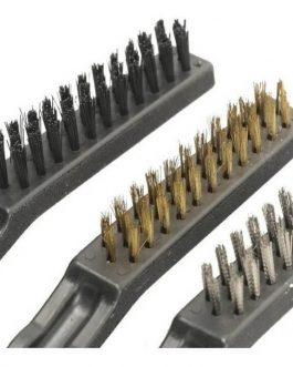 Kit Cepillos Tipo Matricero 9″Por 3 Pzas KLD