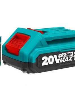 Batería 20V 2.0A Ion Litio TOTAL