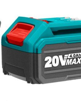 Batería 20V 4.0A Ion Litio TOTAL