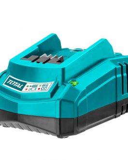 Cargador De Batería 20V Ion Litio TOTAL